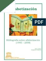 Bibliografia Alfabetización UNESCO