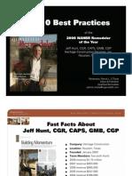 Renovation Best Practices 09
