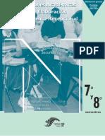 orientacion es académicas para la elaboración del d. r.