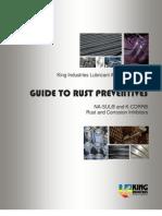 Rust Preventative Guide