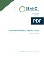 SEANZ DG Metering Guide - Rev 1 2008
