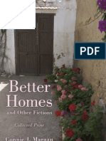 Better Homes and Other Fictions by Connie Maraan