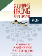 Gitnang Uring Fantasya at Materyal na Kahirapan sa Neoliberalismo by Rolando B. Tolentino