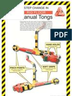Tong Safety