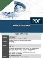 Model N India