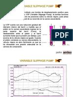 Variable Slippage Pump