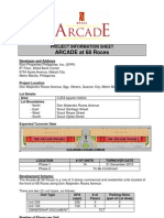 Pis -Arcade 68 Roces