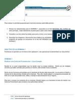 Manejo Herramientas Microsoft Office 2007 - Word - [Guia Semana 1]