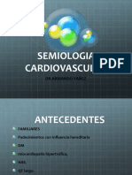 Semiologia a Cardiovascular