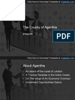 Courtroom PowerPoint Template