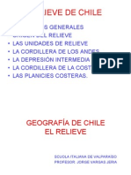 Relieves Chile