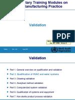 Validation Part2