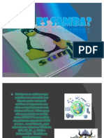 Samba,Cable Cruzado, Aplicaciones Para Comunicacion Ubuntu