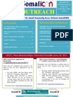 SomaliCAN Outreach Newsletter June 2011