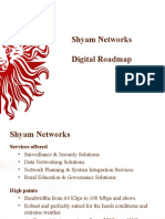 Shyam Digital Launch Roadmap Modem