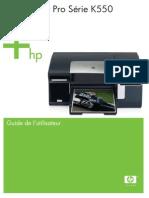 HP K550