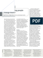 Psychologist_Does Measuring People Change Them