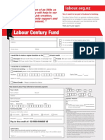 LCF Form