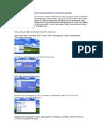 Cara Mudah Setting IP Address Untuk Koneksi Ke Internet Dan Jaringan