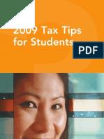 CGA_TaxTipsforStudents_2009
