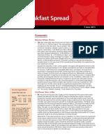 2011-06-07 DBS Daily Breakfast Spread