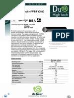 Duo High Tech 4 Wt-f c180