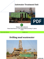 Drilling Mud Waste Water Treatment Using AOP Methods