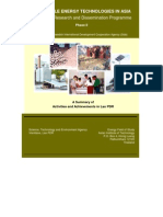 Laos Re Activities and Succeses