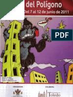 Programa fiestas del polígono de Toledo 2011