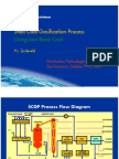 Low Rank Coal Gasification Process