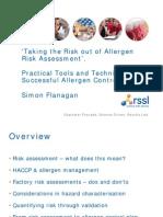 Ifst Allergen Management Guide