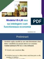 Modelul is-LM Sau Sa Intelegem Cum Functioneaza Economia