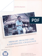 Primary Health Care a Continuing Challenge