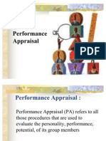 Performance Appraisal Training Ashu