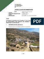 Proyecto Posta de Salud en la provincia Bolívar