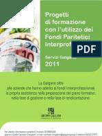 Brochure FondiParitetici