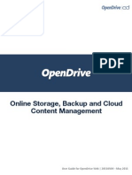 OpenDrive Website Guide