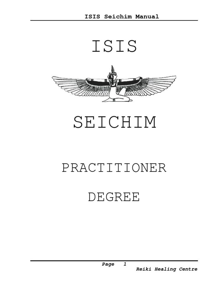 Seichim isis seichim manual reiki isis buycottarizona Images