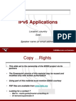 Ipv6 Applications