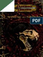 D&D - 3.5 - Manuale Dei Mostri III [ITA]