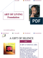 Art of Living Public Talk