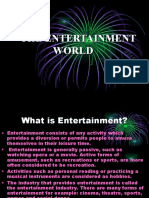 The Entertainment World1
