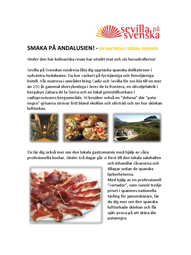 Dating Andalusien Spanien