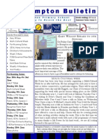 Issue 5 Newsletter Checkers