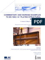Commentary and Worked Examples to en 1993-1-5 Plated Structural Elements