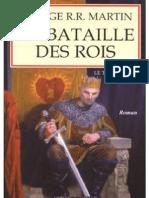 George R.R. Martin [LeTronedeFer03] - La Bataille Des Rois