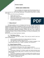 12. 6. Methodology Error and Correction