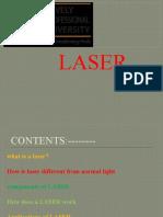 Laser Presentation