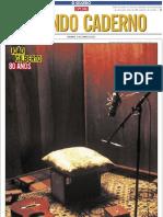 João Gilberto - 80 años (O Globo)