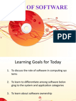 Types of Software Ppt